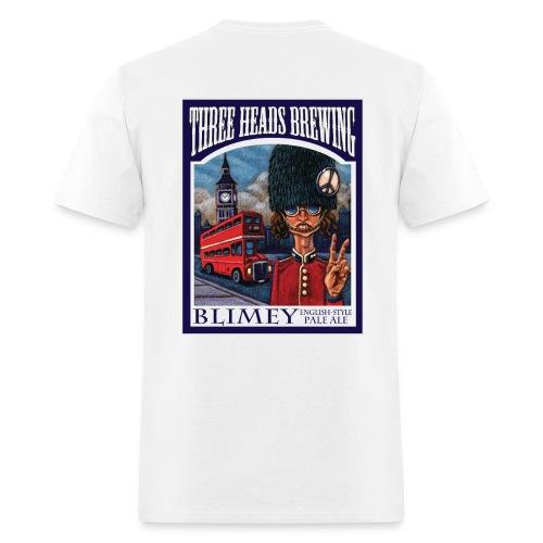 Blimey - Black Logo - Men's T-Shirt