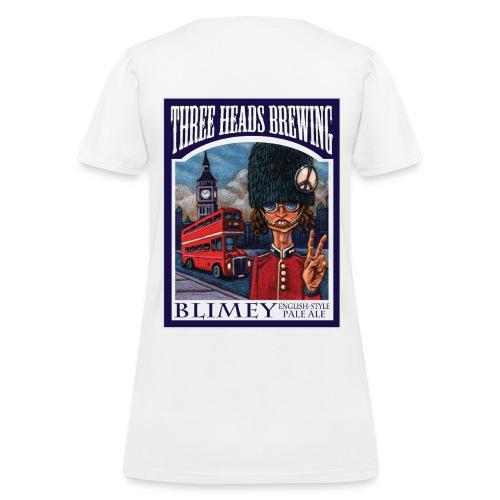 Blimey - Black Logo - Women's T-Shirt