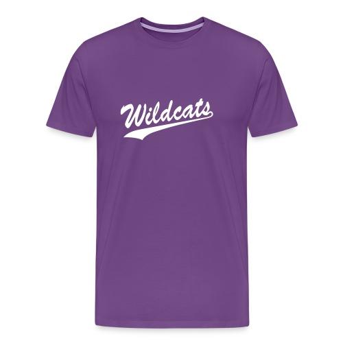 Wildcats Tee - Men's Premium T-Shirt