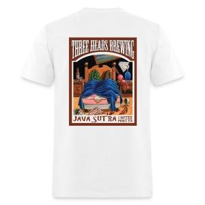 Java Sutra - Black Logo - Men's T-Shirt
