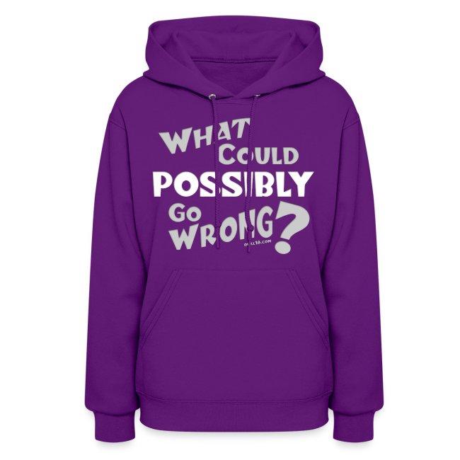 WCPGW (Ladies Hoodie)