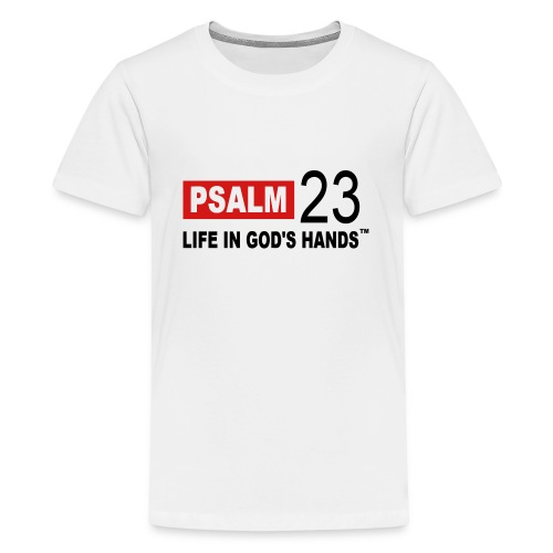 PSALMS 23 KID'S PREMIUM T-SHIRT - Kids' Premium T-Shirt