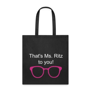 Title - Tote Bag