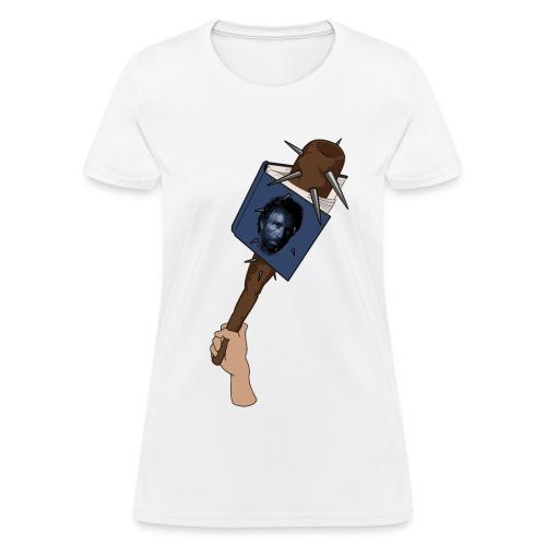 Women's CNBC broomball team shirt. 2013-14 Season - Women's T-Shirt