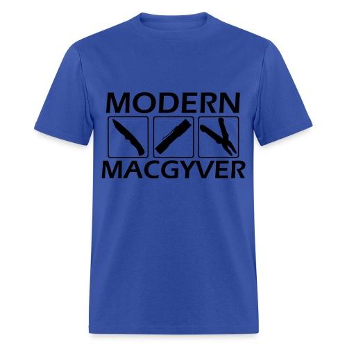 MODERN MACGYVER - Men's T-Shirt