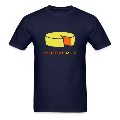 cheezeplz Graphic Tee - Men's T-Shirt