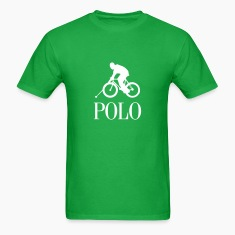 bike polo T-Shirts