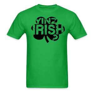 Yinz Irish? Cutout - Men's T-shirt - Men's T-Shirt