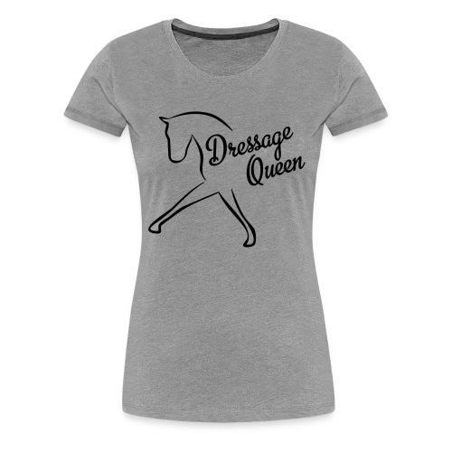 Dressage - Women's Premium T-Shirt