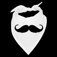 Caps ~ Bandana ~ Moustache Bandana