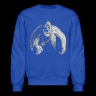 Long Sleeve Shirts ~ Crewneck Sweatshirt ~ MTD Sasquatch Sweatshirt