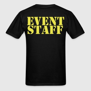 Event Staff T-Shirt - Men's T-Shirt