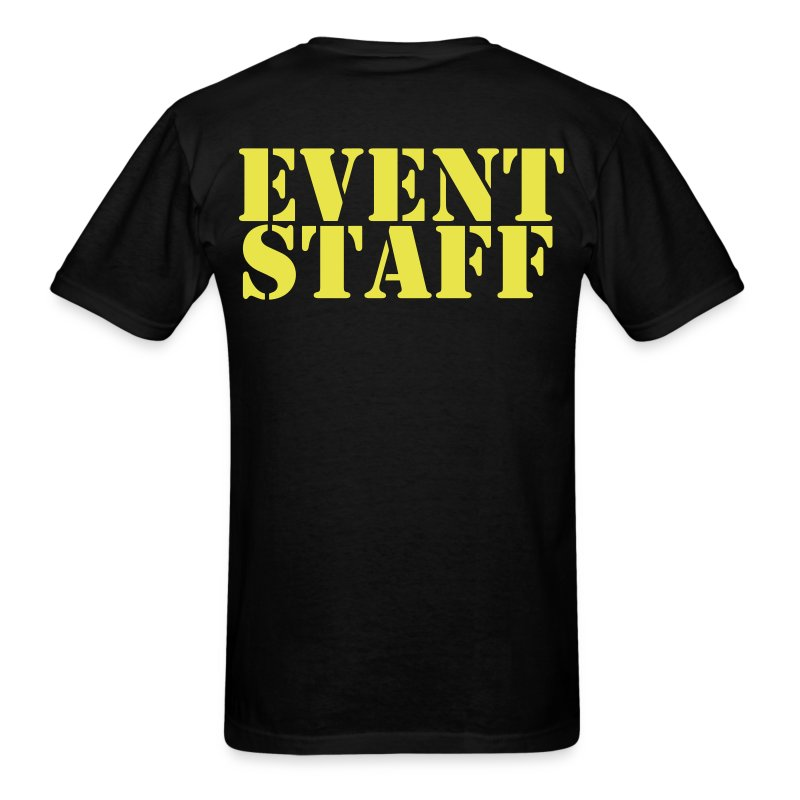 event staff t shirt spreadshirt