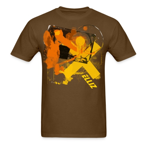Tape Design Tee - Men's T-Shirt