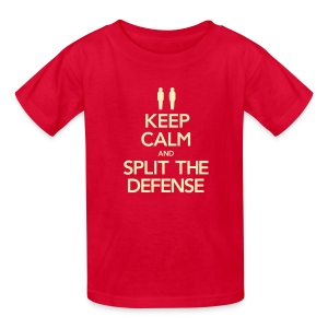 Split the Defense Youth Tee (Fundraising Item) - Kids' T-Shirt