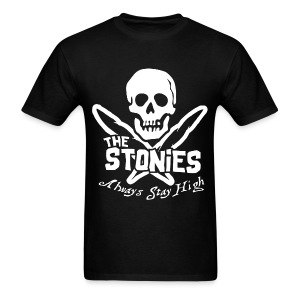 The Stonies Skull - Men's T-Shirt