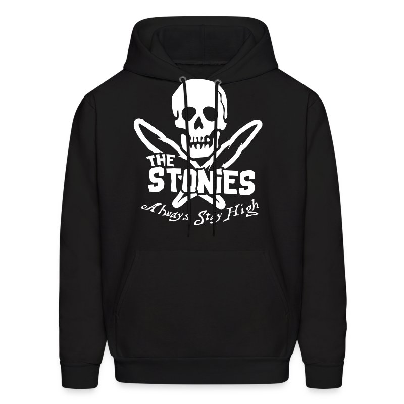 The Stonies Skull - Men's Hoodie