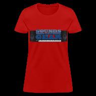 T-Shirts ~ Women's T-Shirt ~ SAG Women's logo tee