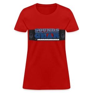 SAG Women's logo tee - Women's T-Shirt