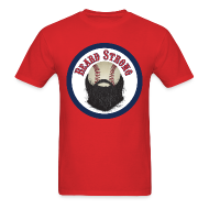 T-Shirts ~ Men's T-Shirt ~ Boston Beard Strong