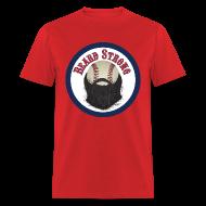 T-Shirts ~ Men's T-Shirt ~ Boston Beard Strong