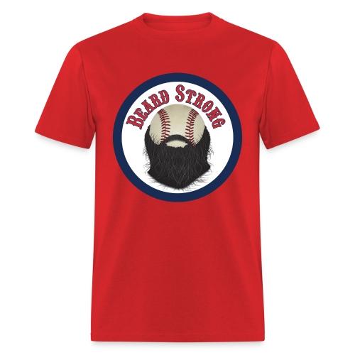 Boston Beard Strong - Men's T-Shirt