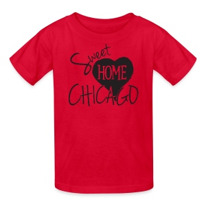 Sweet Home Chicago - Kids' T-Shirt