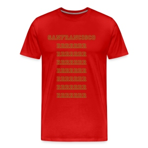 Male - R R R R R R R R R's - Men's Premium T-Shirt