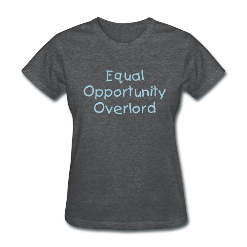 Mittens for Overlord! - Women's T-Shirt