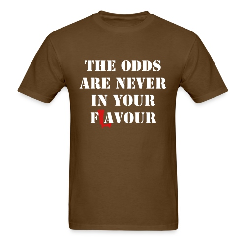 Odds Flavour Men's - Men's T-Shirt