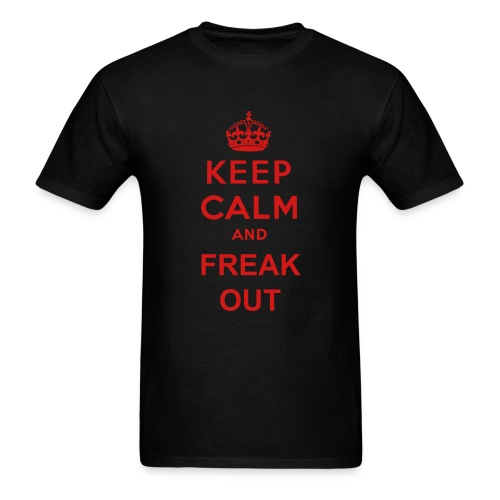 Calm Freak Men's - Men's T-Shirt
