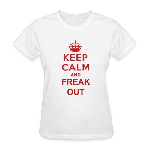 Calm Freak Women's - Women's T-Shirt
