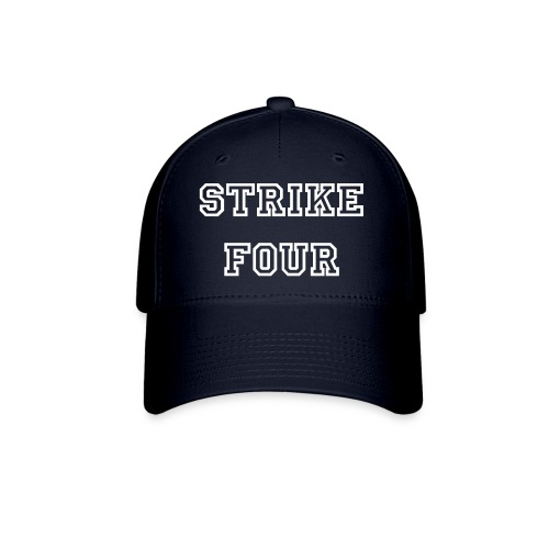 Strike Four Cap - Baseball Cap