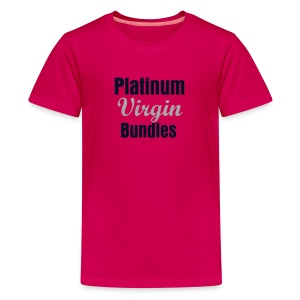 platinum virgin bundles (KIDS) - Kids' Premium T-Shirt