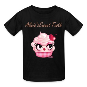 Alicias Sweet Tooth (kids) - Kids' T-Shirt