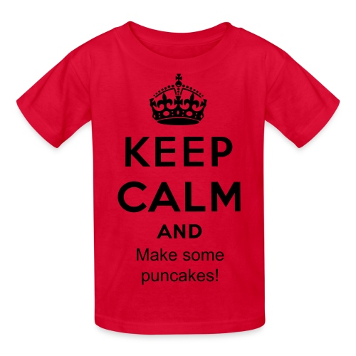Make some puncakes - Kids' T-Shirt