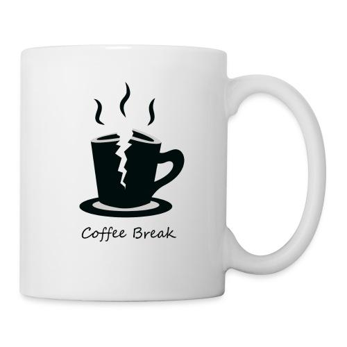 Coffee Break Mug - Coffee/Tea Mug