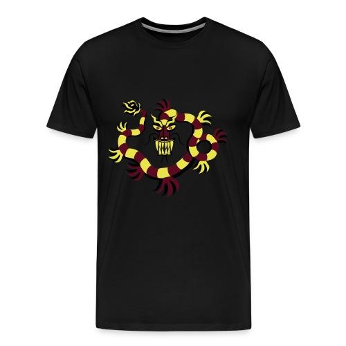 Red Dragon T-Shirt - Men's Premium T-Shirt