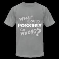 T-Shirts ~ Men's T-Shirt by American Apparel ~ WCPGW (Mens AA T)