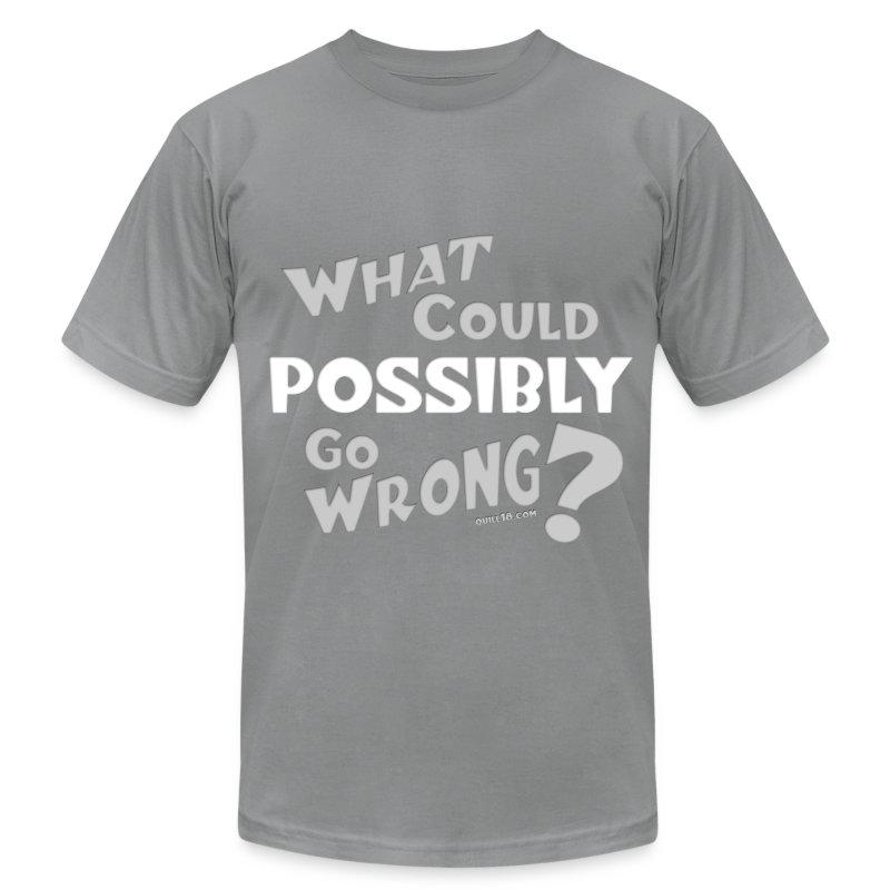 WCPGW (Mens AA T) - Men's Fine Jersey T-Shirt