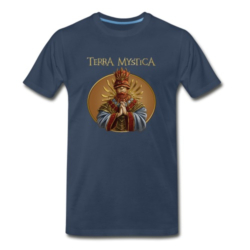 Shirt Cultists [FEU-TER-CUL-001] - Men's Premium T-Shirt
