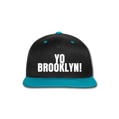 YO BROOKLYN! COOL SNAP BACK HAT - Snap-back Baseball Cap