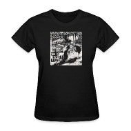 T-Shirts ~ Women's T-Shirt ~ Polar Vortex 2014