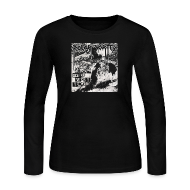 Long Sleeve Shirts ~ Women's Long Sleeve Jersey T-Shirt ~ Polar Vortex 2014