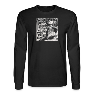 Long Sleeve Shirts ~ Men's Long Sleeve T-Shirt ~ Polar Vortex 2014