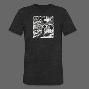 Polar Vortex 2014 - Unisex Tri-Blend T-Shirt by American Apparel