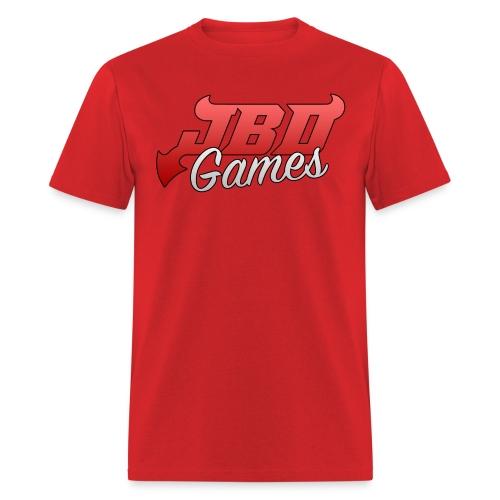 JBDgames Logo T-Shirt - Men's T-Shirt