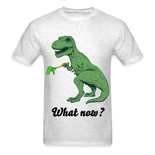 What now? - Men's T-Shirt
