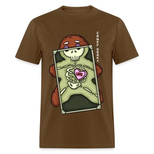 Candy Heart - Xray (Food Reviews) - Men's T-Shirt