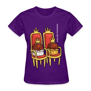 Chocolates - Royals (Food Reviews) - Women's T-Shirt